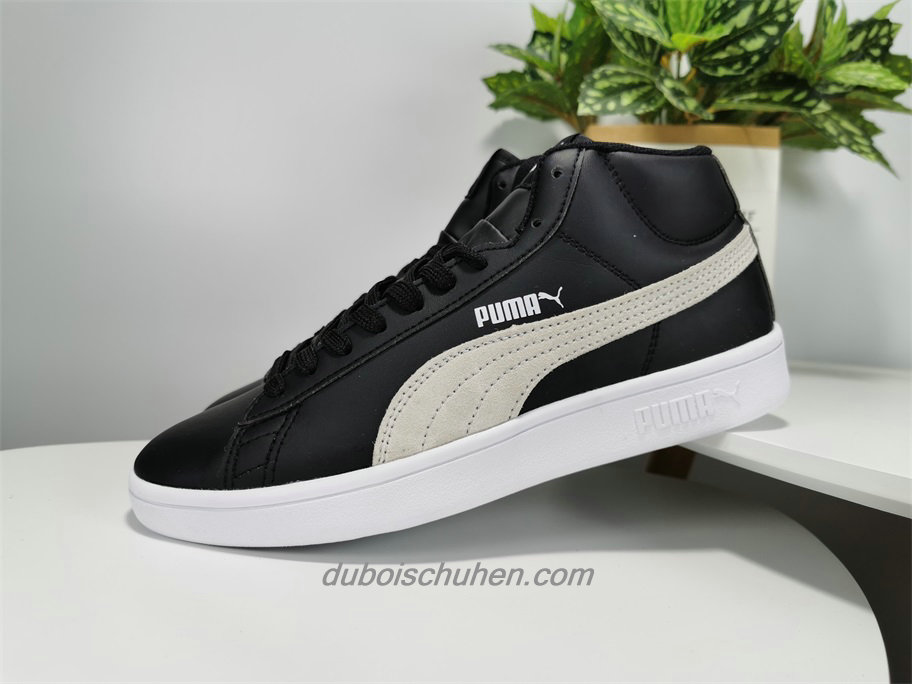 Schuhe Puma 1948 Mid High Tops Leather Schwarz / Sand